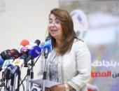 بالصور.. غادة والى: أكثر من 5 آلاف مشهد للمخدرات فى دراما رمضان خلال 3 أعوام