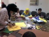ورشة تعليمية وكورال أطفال فى رابع أيام الملتقى الثالث للموهوبين