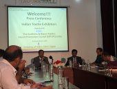السفير الهندى: مناقشات مع مصر لتوريد مكانيات لدعم صناعة النسيج