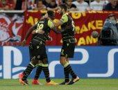 سبورتنج لشبونة يفتتح أهداف دور المجموعات فى التشامبيونزليج بالموسم الجديد