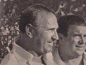 المصري يحيي ذكرى وفاة المجرى بوشكاش