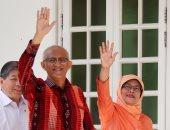 رئيسة سنغافورة تهنئ السيسي بالفوز فى الانتخابات الرئاسية
