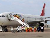 طائرة تركية تقلع مجددا من مطار ألمانى بعد رفع حالة الانذار