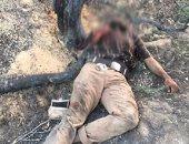 بالصور.. قوات إنفاذ القانون بشمال سيناء تقضى على 3 تكفيريين شديدى الخطورة