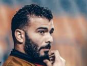 """بالفيديو.. عماد متعب يشارك أمام النجم وجمهور الأهلي يستقبله بـ""""لافتة"""""""