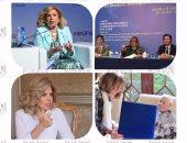 حملة شبابية تتواصل مع السفارات الأجنبية بالقاهرة لدعم مشيرة خطاب