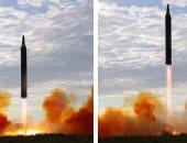 زعيم كوريا الشمالية يتابع التجربة الصاروخية الباليستية
