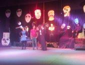 شاهد.. الجمهور يشارك فى التمثيل خلال عروض مهرجان نوادى المسرح
