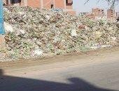 شكوى من احتلال تجار القمامة لطريق الغار بالزقازيق.. وقارئ يطالب نقلهم خارج المدن
