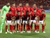 الأهلي يخوض مرانه الأخير بالقاهرة قبل السفر لتونس وملاقاة الترجى