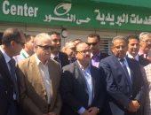 وزير الاتصالات يفتتح 3 مراكز خدمات بريدية مطورة بجنوب سيناء