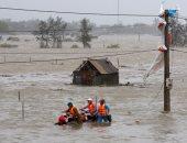 """الإعصار """"دوكسورى"""" يجتاح فيتنام"""