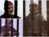 """الجنايات تستكمل اليوم عرض الأحراز فى إعادة محاكمة مرسى بـ""""التخابر مع حماس"""""""