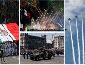 المكسيك تحتفل بمرور 207 أعوام على استقلال البلاد
