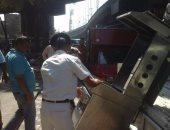 بالصور.. حملة لغلق الكافيهات المخالفة غرب مدينة نصر