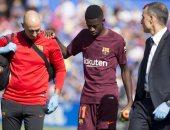 أخبار برشلونة اليوم عن أسوأ ذكريات ديمبلى منذ قدومه من دورتموند
