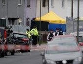الشرطة البريطانية تتعامل مع سيارة مشبوهة فى مركز للتسوق غرب لندن