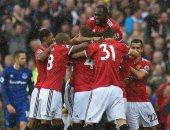 4 غيابات عن مانشستر يونايتد أمام سسكا موسكو بدورى أبطال أوروبا