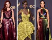 """""""ذوقهم وحش أوى"""".. شاهد أسوأ فساتين ظهرت على السجادة الحمراء بحفل Emmy Awards"""