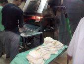ضبط 14 مخبز لإنتاجها خبز ناقص الوزن وغير مطابق للمواصفات بالبحيرة