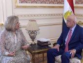 رئيس الوزراء: مصر حريصة على دعم مشيرة خطاب فى ترشحها لليونسكو
