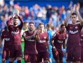 برشلونة يسعى للحفاظ على صدارة الدوري الإسباني أمام إيبار الليلة