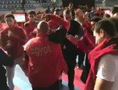 الكاراتيه يطير إلى إسبانيا اليوم للمشاركة ببطولة العالم