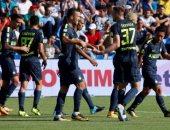 ترتيب الدوري الايطالي بعد فوز الإنتر على ميلان فى ديربى ميلانو