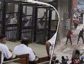 28 يناير المقبل.. أولى جلسات طعن المتهمين فى أحداث مسجد الفتح
