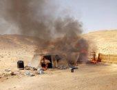 الجيش يدمر 4 أوكار إرهابية بوسط سيناء وضبط شخصين قبل زراعة عبوات ناسفة