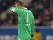 بايرن ميونخ يعلن غياب مانويل نوير حتى يناير 2018