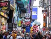"""تظاهرات فى نيويورك تنديدا بالعنصرية و """"التفوق الأبيض"""""""