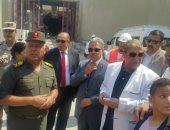 """رئيس """"محلية البرلمان"""" يشيد بالإعجاز فى إنجاز مشروع أنفاق قناة السويس"""