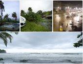 إعصار ماريا يشتد بالبحر الكاريبى ويصل للفئة الخامسة مرة أخرى