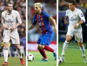 8 مليارات يورو.. إجمالى الشروط الجزائية للاعبى برشلونة وريال مدريد