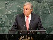 أمين الأمم المتحدة: نقدم مساعدات غذائية لـ87 مليون شخص في 83 دولة