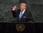 انتقادات لمترجم التلفزيون الإيرانى لتحريفه خطاب ترامب