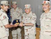 المتحدث العسكرى ينشر فيديو لقاء وزير الدفاع مع طلبة كلية الضباط الاحتياط
