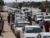 أزمة وقود فى طرابلس بعد قطع أحد خطوط الانابيب