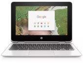 جوجل تطلق لاب توب تعليميا من تطوير HP