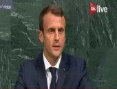 """ماكرون لـ""""سى إن إن"""": لا يمكن حل أزمة سوريا بدون روسيا"""