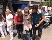 مقتل 49 شخصا على الأقل فى زلزال ضرب العاصمة المكسيكية