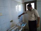 شكوى من انقطاع المياه وضعفها بشكل مستمر بقرية كفر الحمادية بالمنوفية