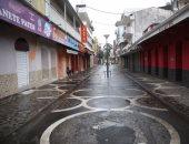 """الاعصار ماريا يضرب بورتوريكو وتحذير من أنه """"الأكثر تدميرا"""" فى تاريخها"""
