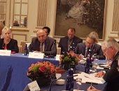"""سامح شكرى يشارك باجتماع """"الدول متشابهة الفكر حول سوريا"""" فى نيويورك"""