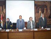 محافظ الغربية: المرأة لها دور فى ترسيخ ثقافة السلام والقضاء على الإرهاب
