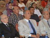 """محافظ البحر الأحمر بمؤتمر """"المرأة تصنع السلام"""": المرأة صانعة السلام بالعالم أجمع"""