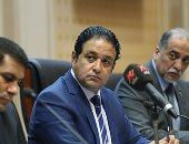 """علاء عابد يصف مشروعات الدولة فى عهد الرئيس السيسي بـ""""غير المسبوقة"""""""