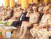 نائب قائد القوات المركزية الأمريكية: نعمل سويا مع مصر لمواجهة أى عداء