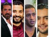 هانى سلامة ومحمد رمضان وعمرو سعد وأمير كرارة يشعلون السينما والدراما فى 2018